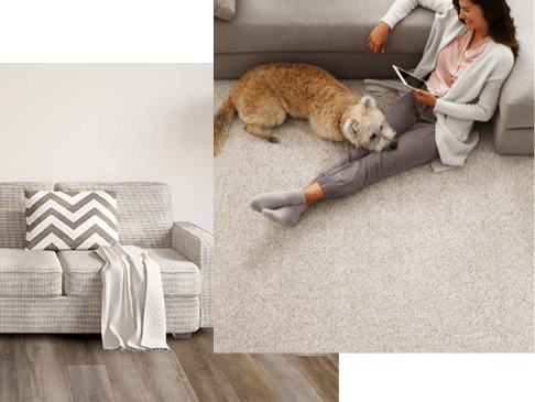 shaw flooring network exclusive products